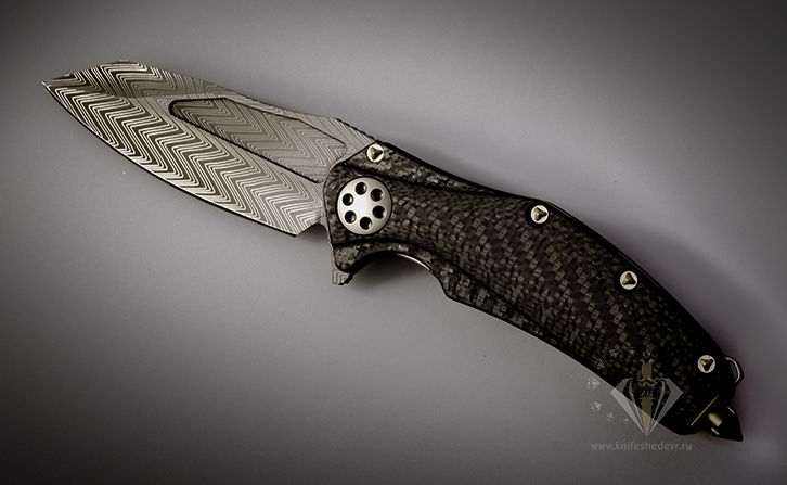 Anthony Marfione «Super Matrix Damascus» (США)